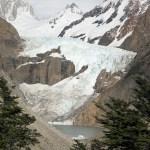 Piedras Blancas Glacier and Lake, Piedras Blancas, Argentina