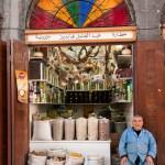 Shopkeeper, Souk al-Hamidiyeh, Damascus