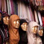 Hijab Mannequins, Souk al-Hamidiyeh, Damascus