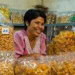 Snack Vendor, Bangkok