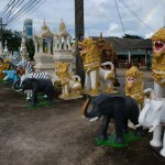 Statuary for Sale, Chiang Rai