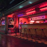 Top Less Pool Bar, Patpong, Bangkok