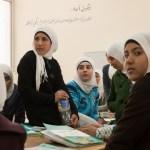 Schoolgirls, Orjan, Jordan