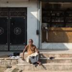 Street Dweller, Varanasi