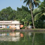Doing laundry, Kerala