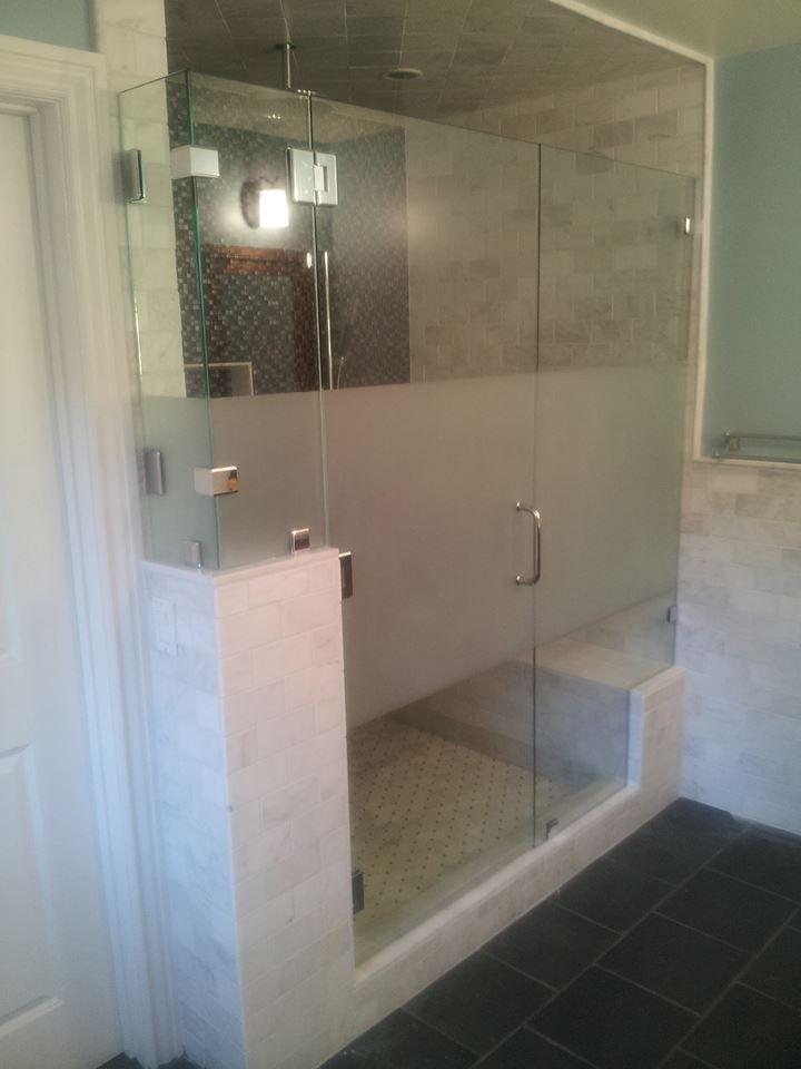 Custom Frameless Shower Enclosures And Shower Doors