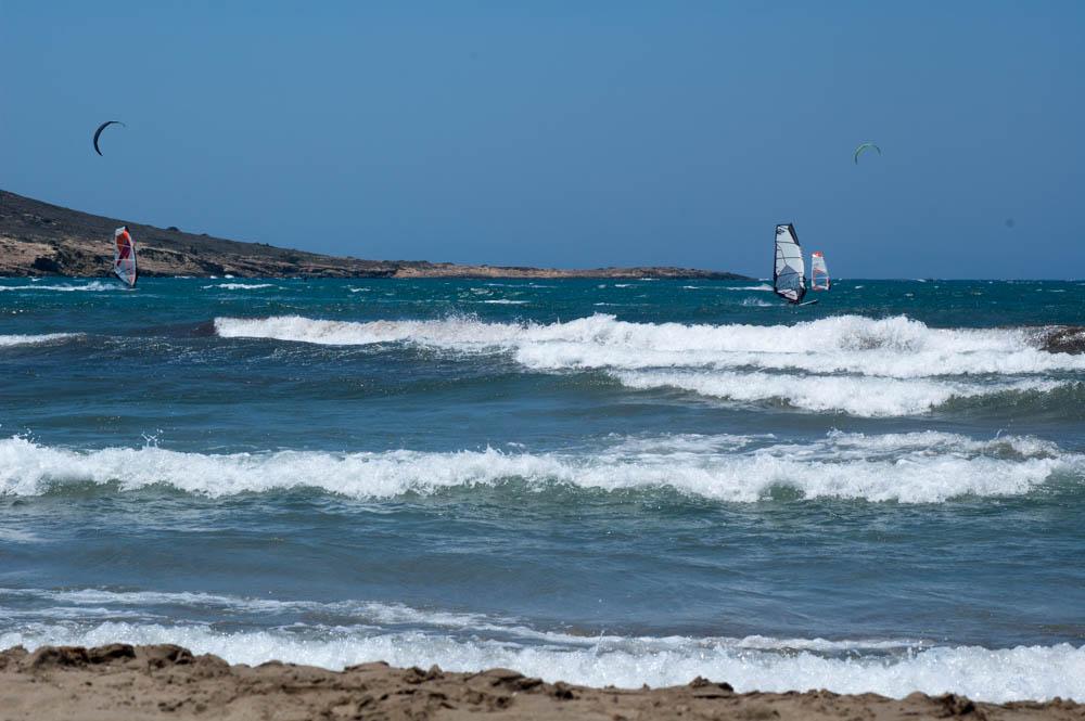 Prasonisi Rodos surferska plaža