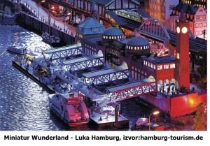 minijaturni svet čuda Hamburg