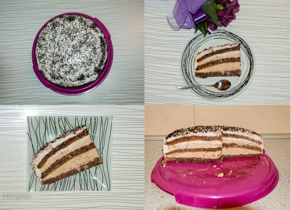 Coko moko torta sa mlevenom plazmom