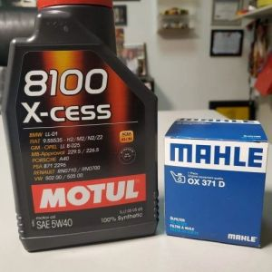 Oil, Filters & Accessories