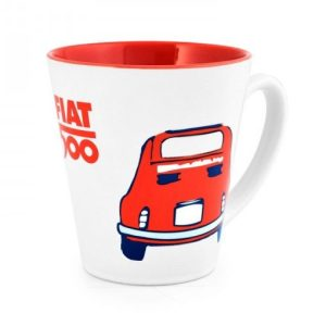 Fiat Ceramic Mug