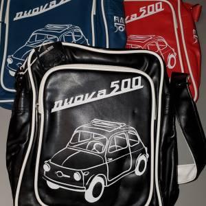 Fiat 500 Shoulder Bag