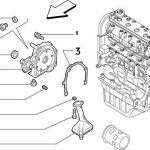 Oil Pump Gasket (Fiat/Abarth 500)