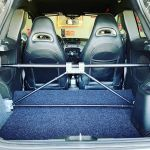 Biposto X-Brace & Lower Chassis Bar Add-On Kit | FIAT/Abarth 500