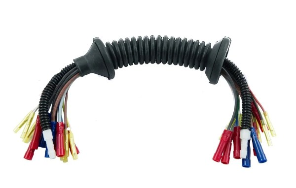 lengthened hatch harness fiat abarth 500