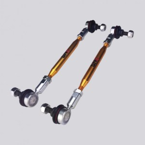 """DNA Racing """"Pro Street"""" Front Tie Rods (Fiat/Abarth 500)"""