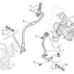 Turbo Oil Return Pipe O Ring (Fiat/Abarth 500)