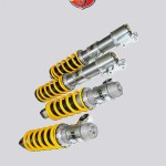 Öhlins Road & Track Coilovers | 500 Abarth