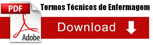 termos técnicos enfermagem pdf