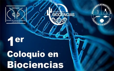 Ceremonia de Clausura del Primer Coloquio en Biociencias