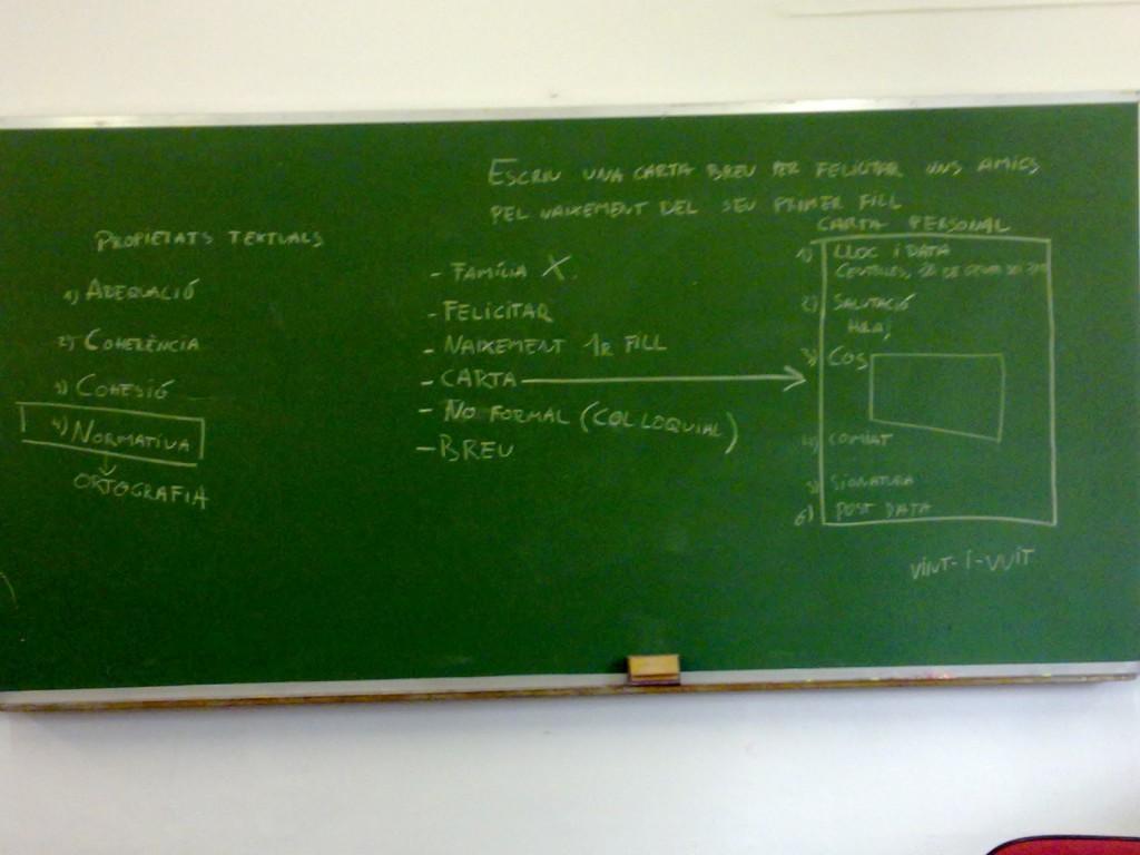 GES 1 - Llengua catalana 2 (textos de la vida quotidiana)