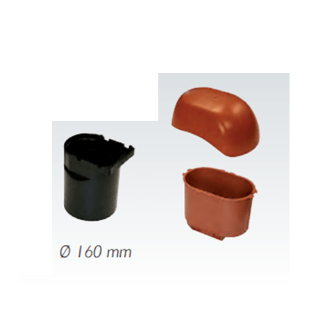 tuiles et accessoires beton en drome