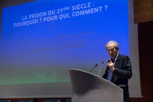COLLOQUE BARREAU DE PARIS Badinter