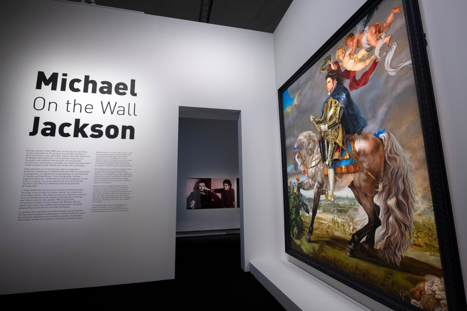 exposition Michael Jackson Galeries Nationales du Grand Palais
