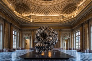 Exposition Monnaie de Paris Subodh Gupta