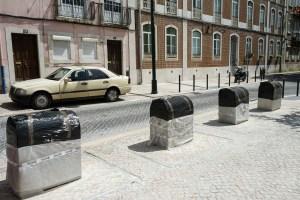 Emballé, Lisbonne