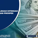Dolar AS Melemah Ditengah Ketidakpastian Prospek Ekonomi
