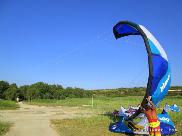 KiteSurf Uçurtma Sörfü