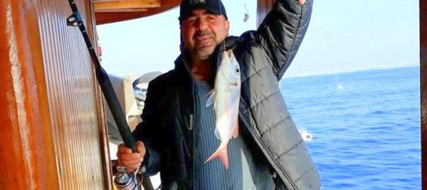 Didim olta balıkçılığı