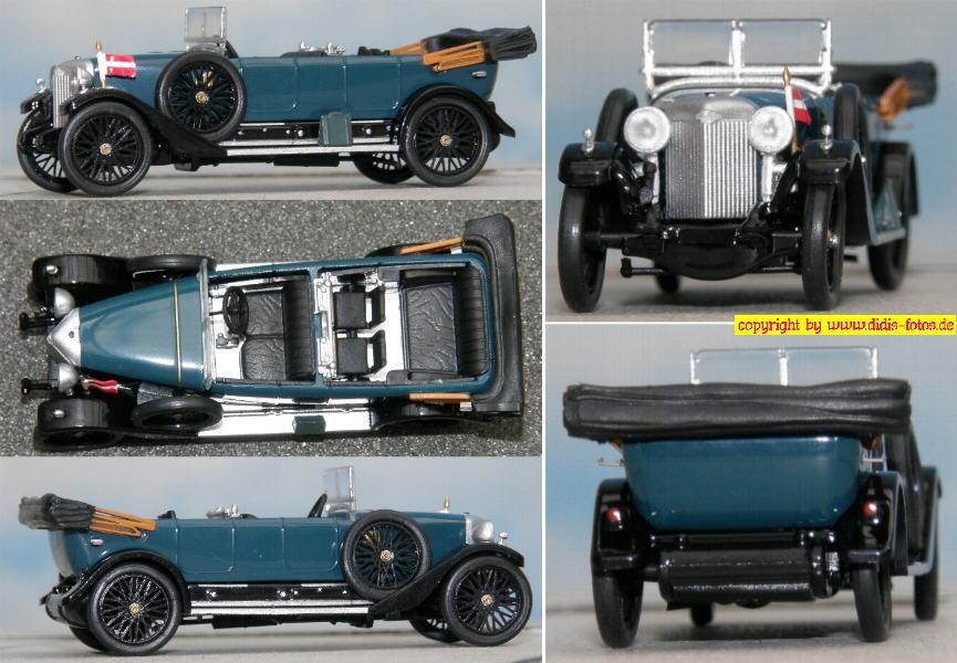 Austro Daimler 6/17 1923 (Masterpiece 702127-107-8/99 87045)
