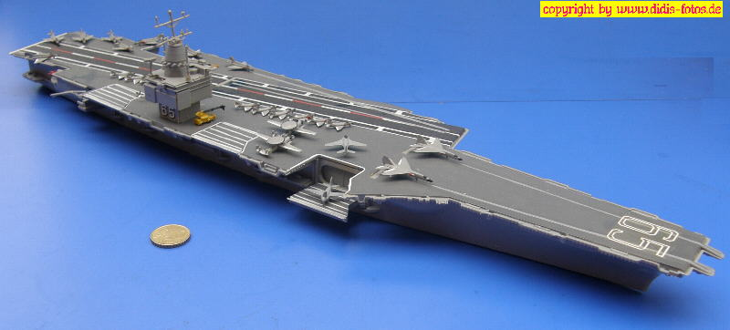 "CVN-65 USS ""Enterprise"" der Enterprise-Klasse (Revell 5046)"