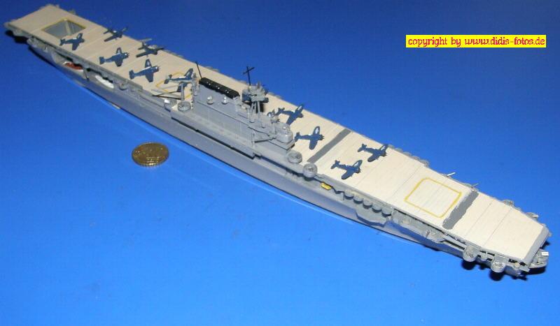 "CV-6 USS ""Enterprise II"" der Yorktown-Klasse (Tamiya A114)"