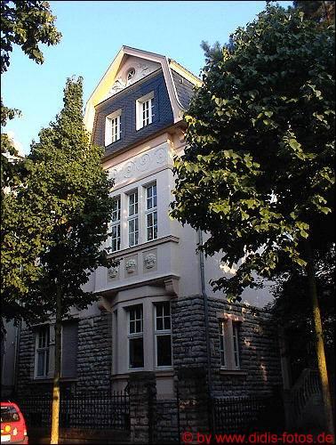 Haus in der Kriegerstrasse