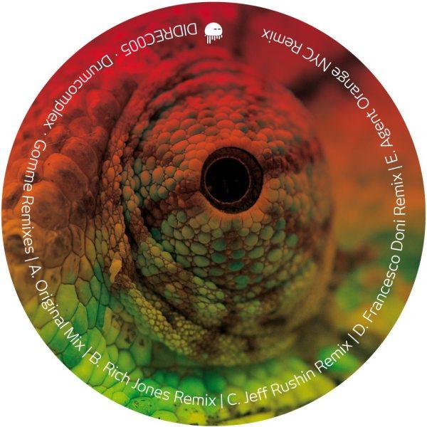 Drumcomplex - Gomme Remixes