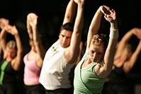 Body Balance in der Abnehm Akademie Weiden