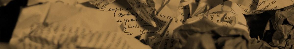 #12 – Klopapier aus Goebbels Briefen
