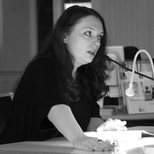 Krimischriftstellerin Zoë Beck ist Mitbegründerin der Initiative Verlage gegen Rechts