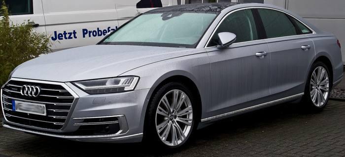 Audi A8 Jetzt Probefahren, Herr Ministerpräsident!