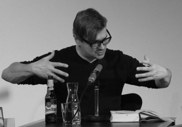 Schriftsteller, Schauspieler, Librettist, Tausendsassa: Jaroslav Rudiš