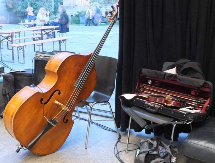 Musik wartet Foto: © M. Seehoff