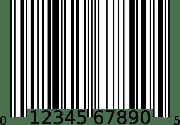 Bar code 24157 1280