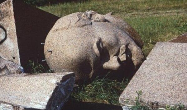 Denkmal Lenin