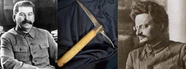Der Stalin ermordet auch den letzten Widersacher