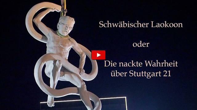 """Peter Lenk: """"Schwäbische Laokoon"""""""