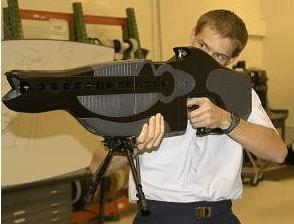 Elektromagnetische Waffen