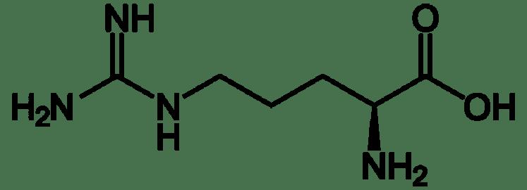 Die Zusammensetzung von L-Arginin